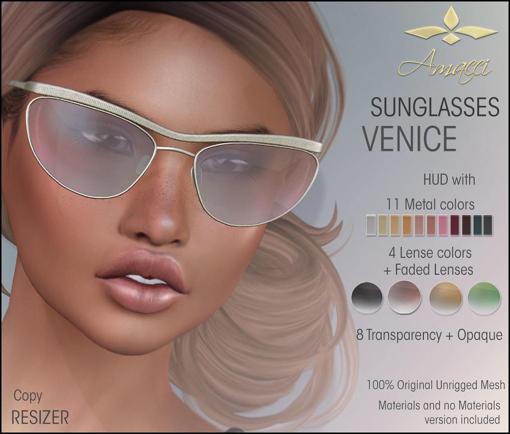 Amacci Sunglasses Venice