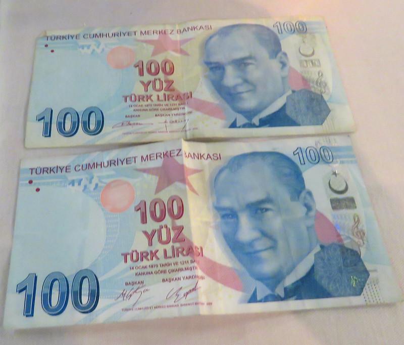 Moneda Turquia