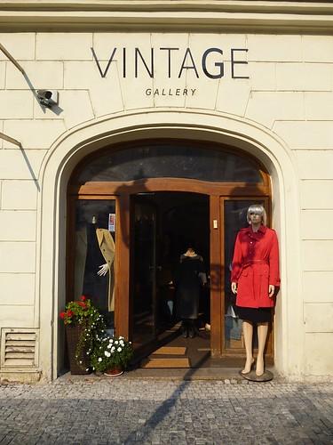 vintage gallery prague