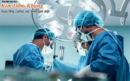 Phẫu thuật cắt túi mật được chỉ định khi nghi ngờ polyp ác tính