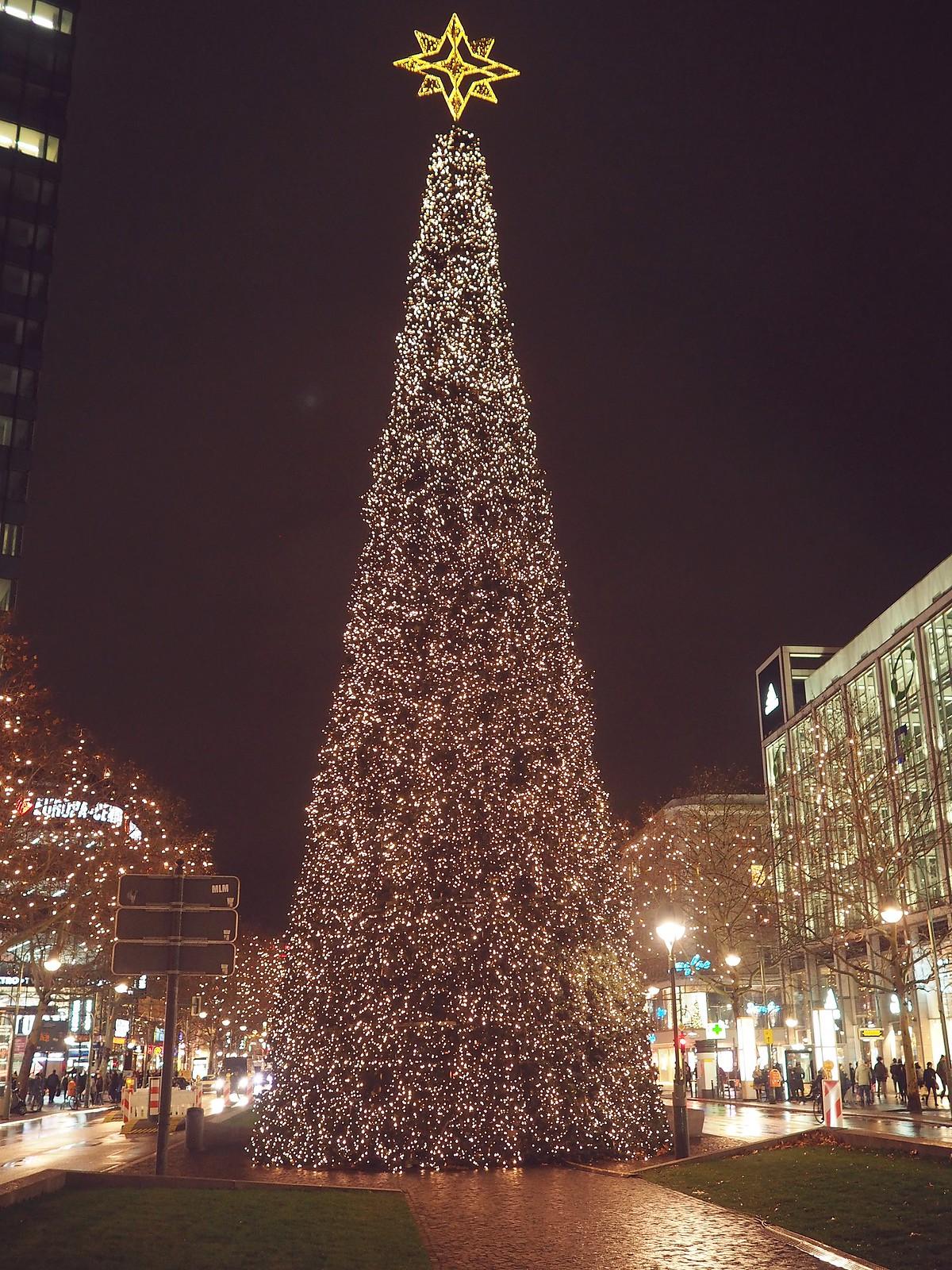 jouluvalot berliinissä