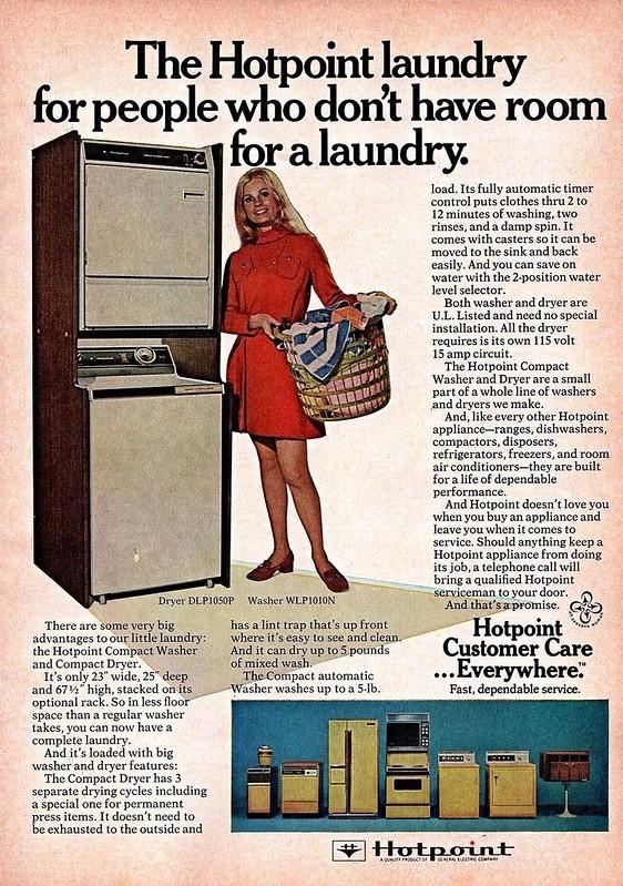 Hotpoint 1973