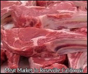 Roseville meat market