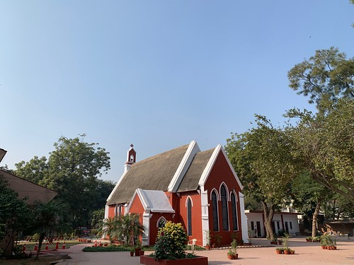 Mission Delhi – Ram Deo, Church of Epiphany, Gurgaon