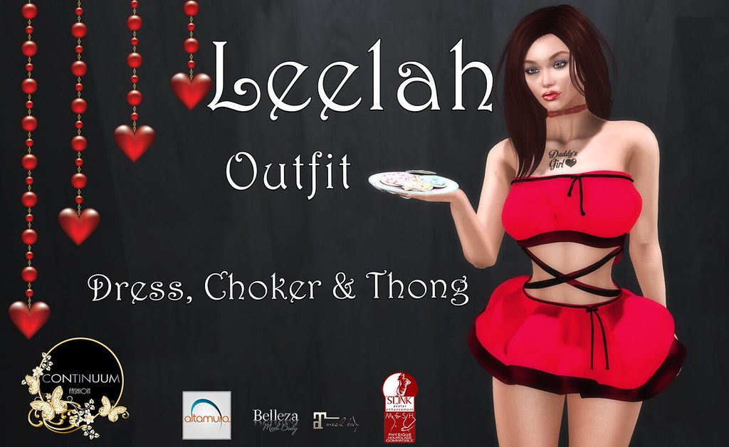 Continuum Leelah Outfit