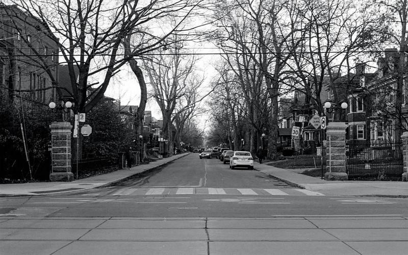 Crossing Palmerston