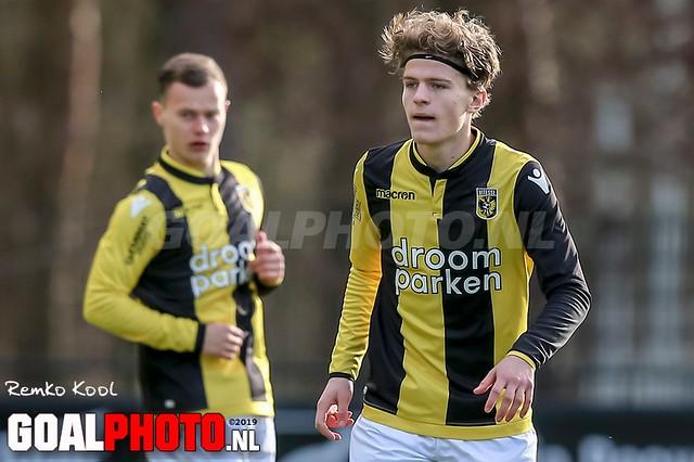 Jong Vitesse - Kozakken Boys 09-02-2019