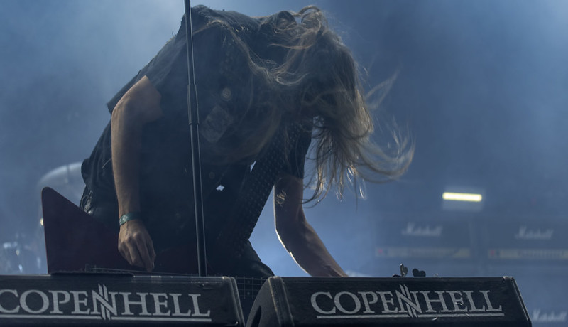 Tom Angelripper of Sodom @ Copenhell