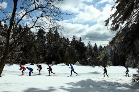 Jesenická 24hodinovka na běžkách již po dvanácté