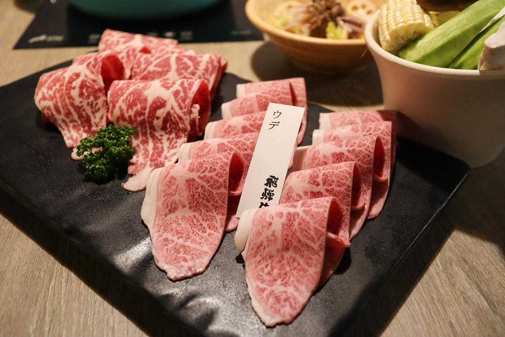 釧井 飛驒牛(海鮮鍋物) (33)