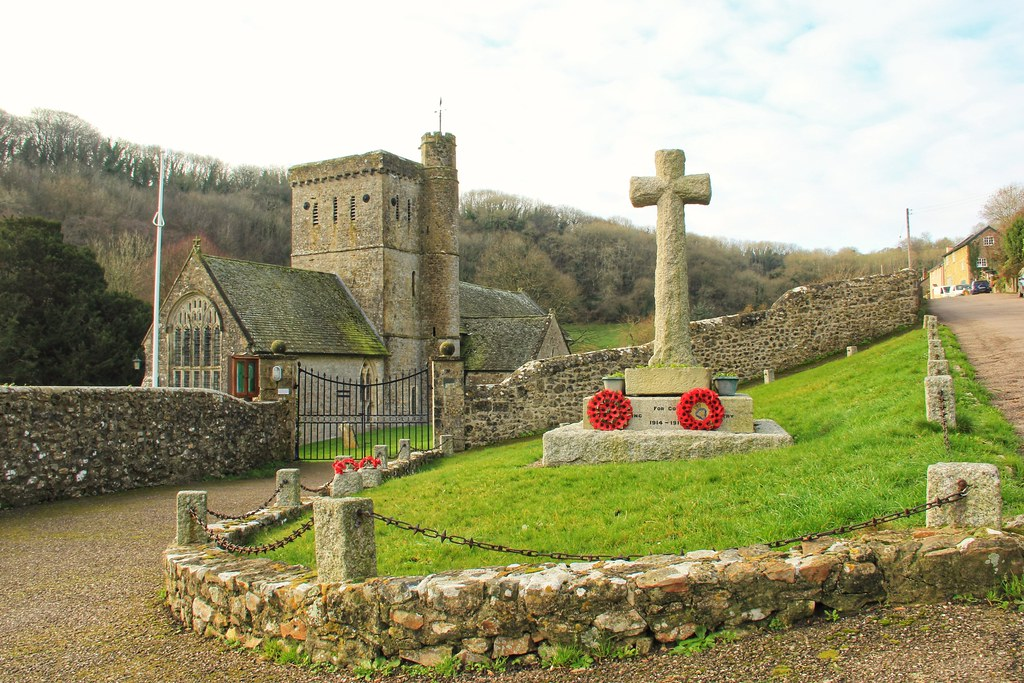 Saint Winifred's Church, Branscombe
