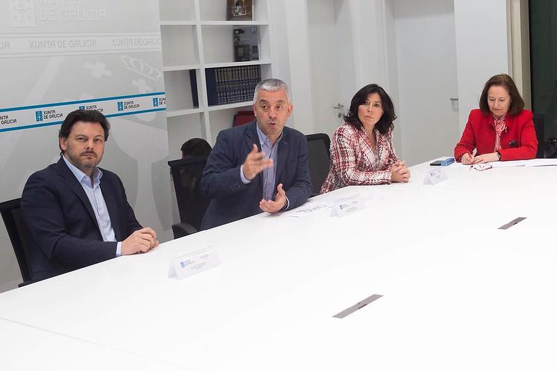 A Xunta de Galicia presenta o curso Celga 3 en liña