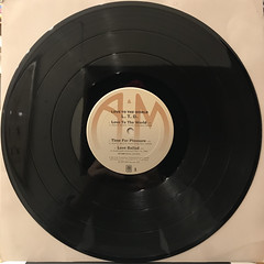 L.T.D.:LOVE TO THE WORLD(RECORD SIDE-A)