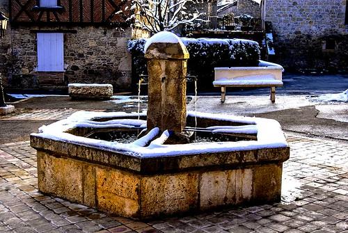 Fontaine de Prayssas