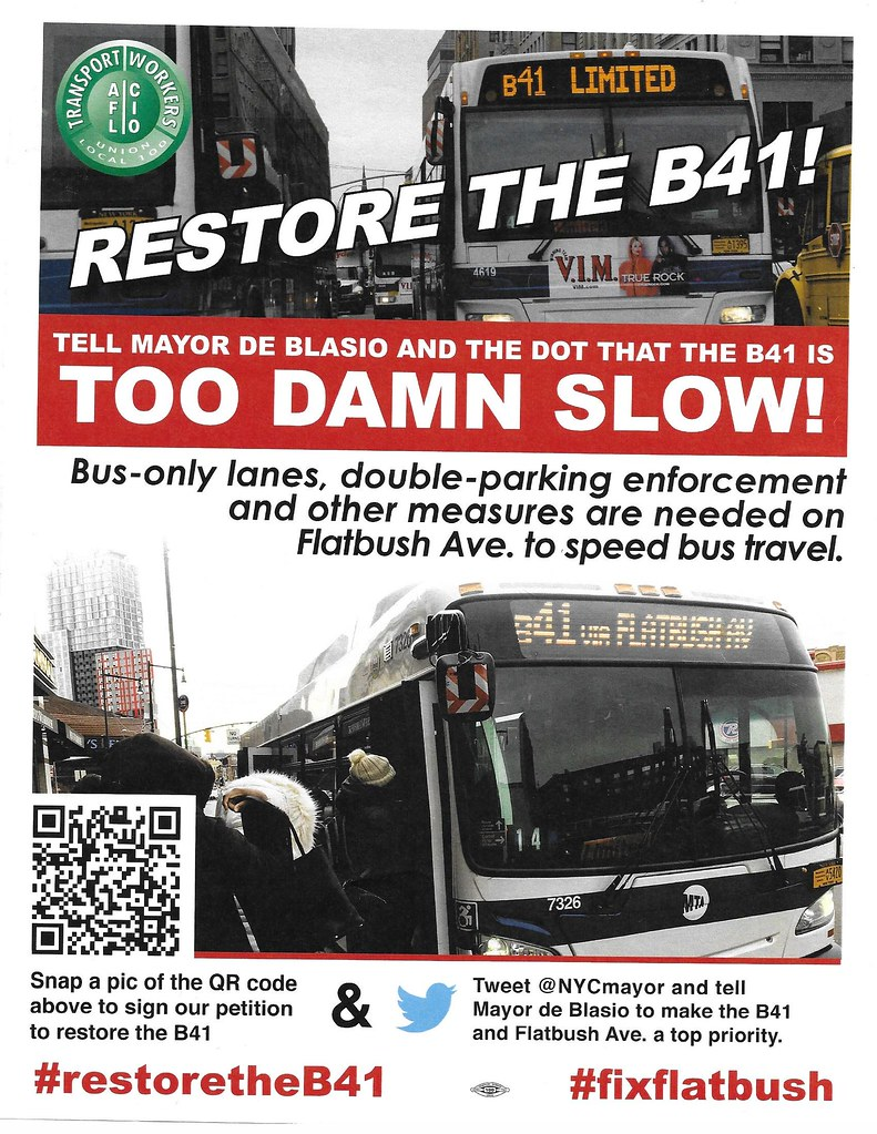 Restore The B41