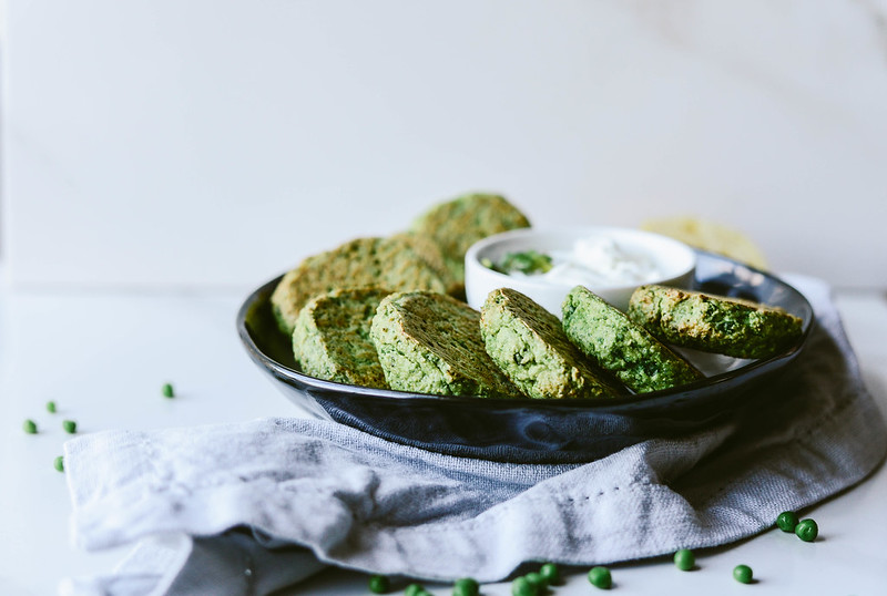SCD Paleo Green Pea Fritters Elizabeth M Jacob