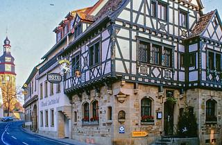 Weinkastell Zum Weißen Ross, Kallstadt