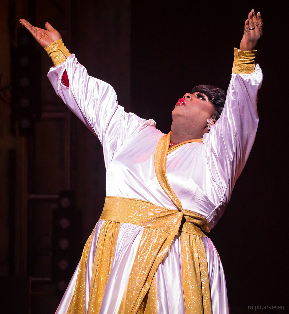 Latrice Royale | Texas Review | Ralph Arvesen