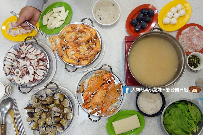 二月牌沙茶爐海鮮塔 新竹北門街 新竹好吃海鮮 (42)