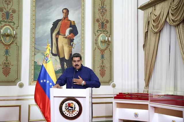 Maduro: ataque ao sistema elétrico foi feito com tecnologia que só os EUA dominam