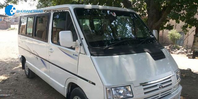 13 Seater Tata Wingers Bhubaneswar