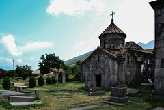 The Church of Surb Grigor in Haghpat