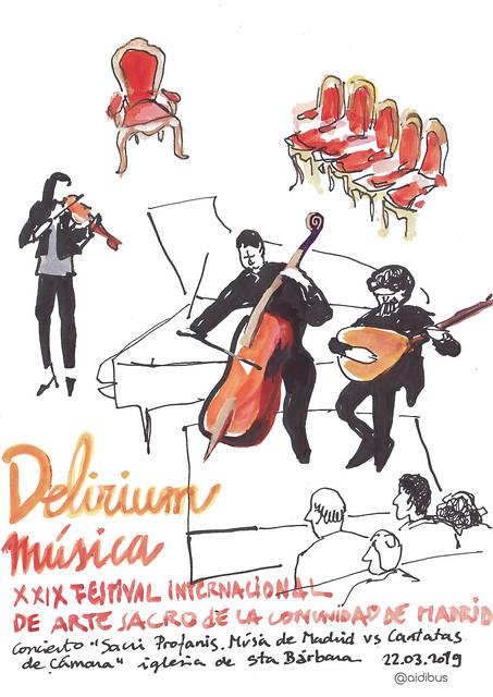Delirium Música