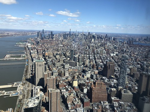 Manhattan, One World Observatory, One World Trade Center, New York, New York