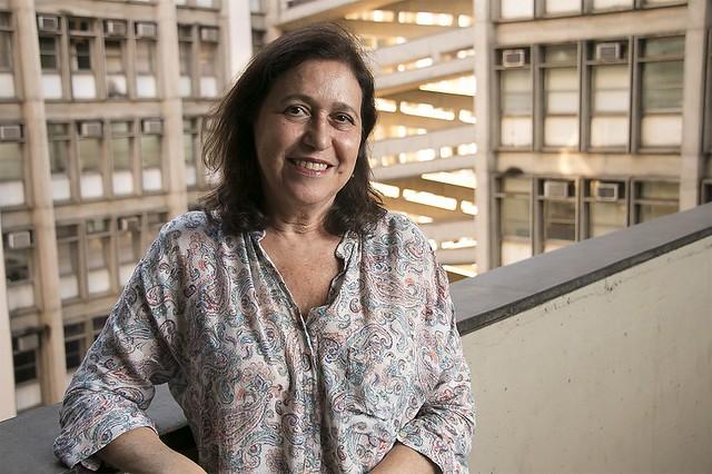 Gulnar Azevedo é presidente da Associação Brasileira de Saúde Coletiva (Abrasco). - Créditos: Foto: Flaviano Quaresma/Abrasco