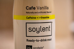 Soylent Cafe Vanilla