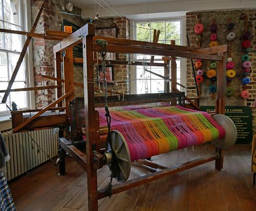 colorful loom