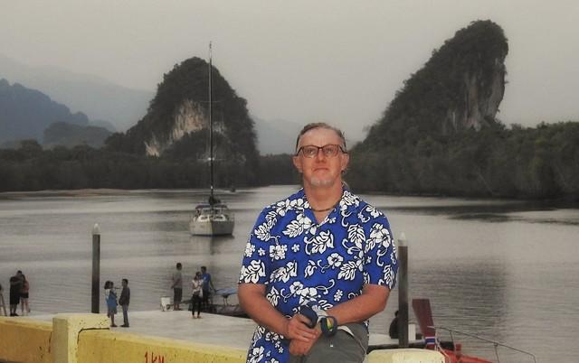 Greetings from Krabi