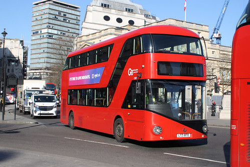 Go-Ahead London LT870 LTZ1870