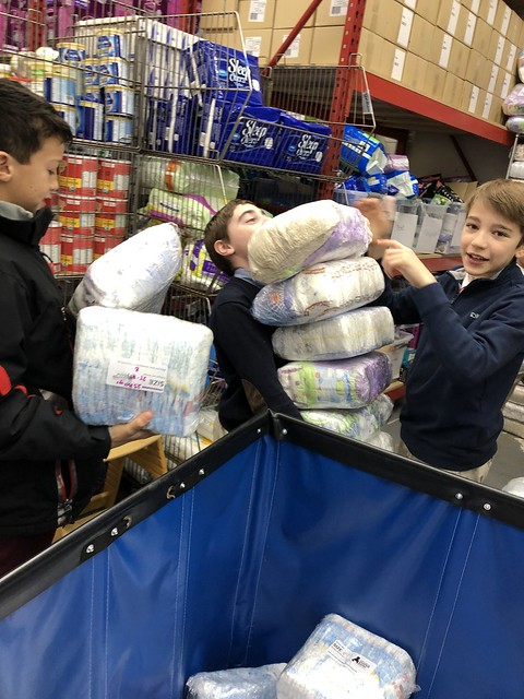Form A at the DC Diaper Bank