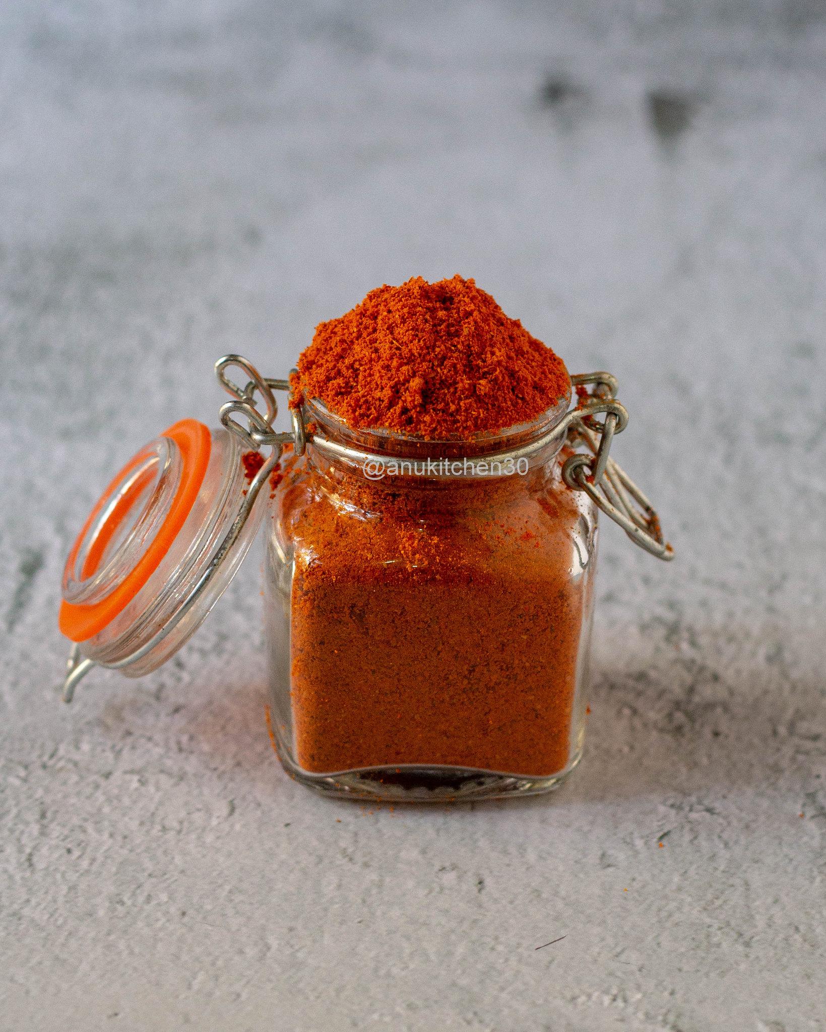ಬಿಸಿಬೇಳೆ ಬಾತ್ ಪುಡಿ | Bisi Bele Bath Powder