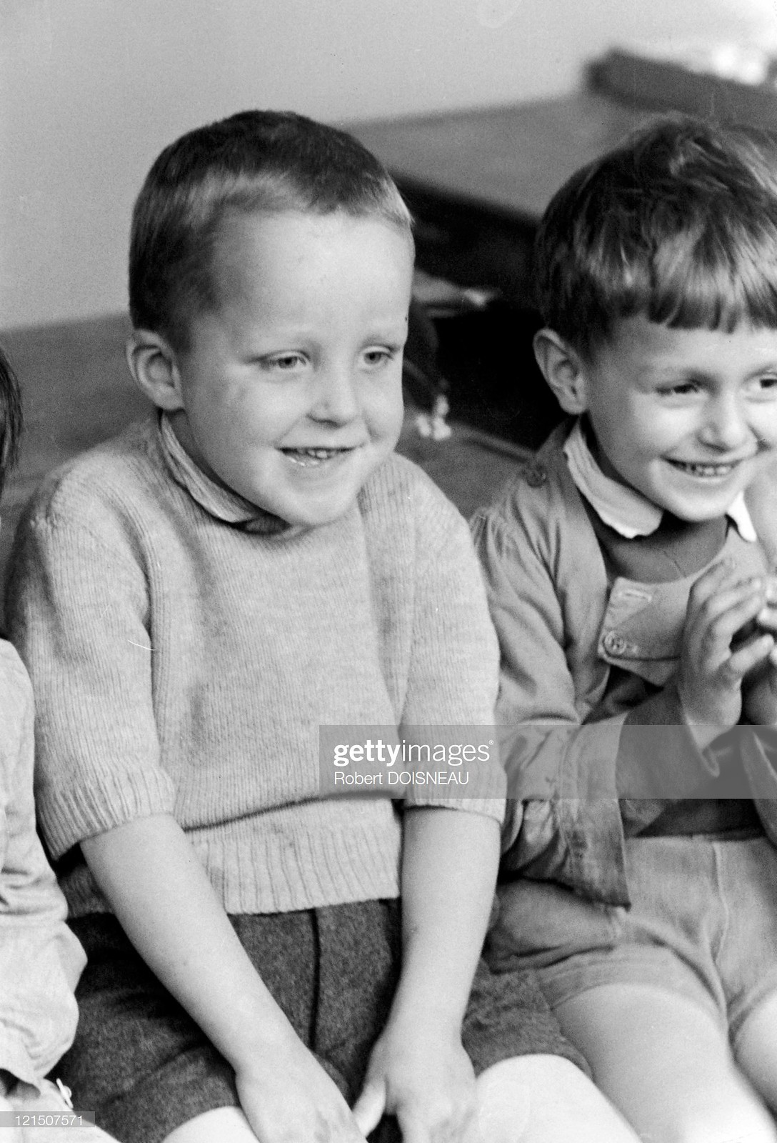 1956. Школьники