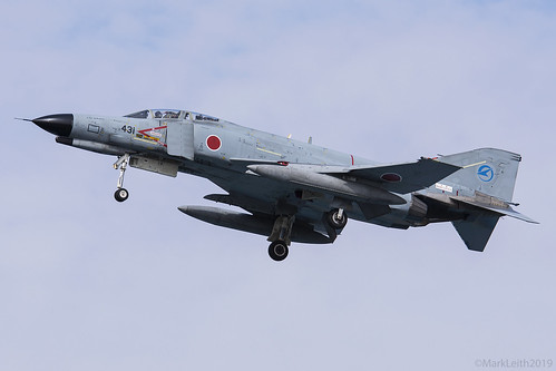 Japan Air Self Defence Force, McDonnell Douglas F-4EJ Kai Phantom II, 07-8431.