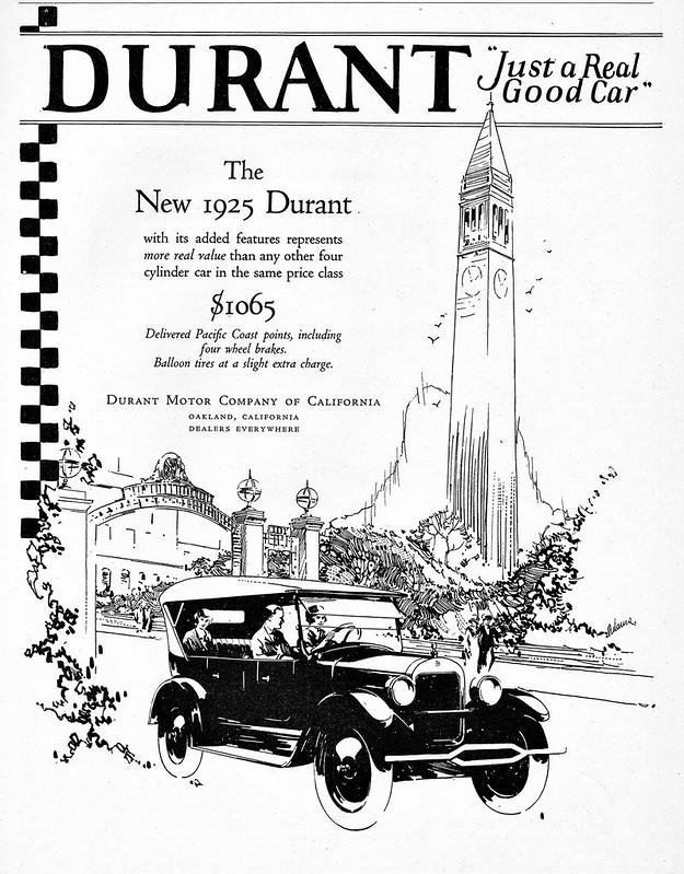 1925 Durant