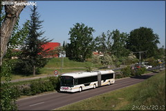Heuliez Bus GX 427 - Tisséo n°1361 - Photo of Rebigue