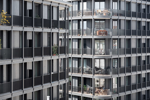 Wohnüberbauung RIVA