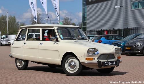 Citroën Ami 8 Break 1971