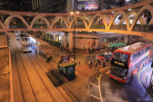 Circular Pedestrian Bridge