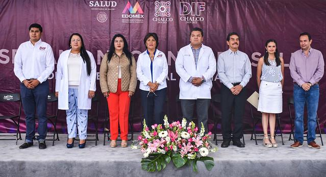 SMDIF CHALCO Inicia Semana Nacional de Salud