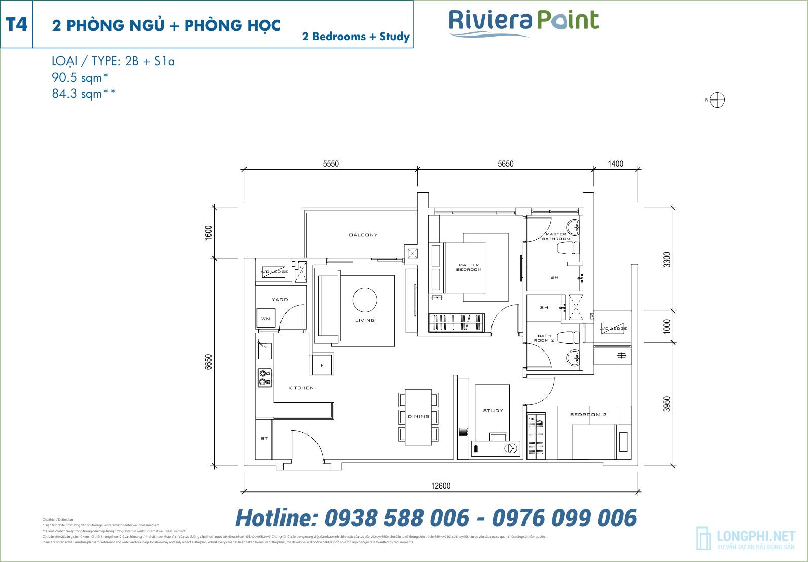 Mặt bằng căn hộ Riviera Point quận 7 cần bán lỗ.