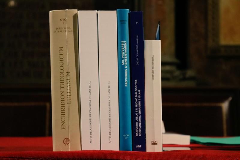 El Beat Ramon Llull: font d'inspiració i de recerca