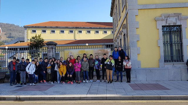 Visita de 1º ESO Oviedo-2019