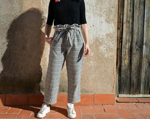 taller pantalons paperbag març'19 1