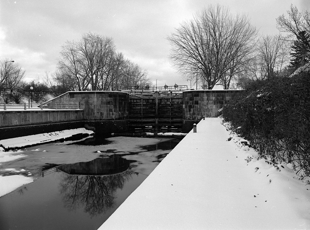 Project:1867 - The Rideau Canal - Hogsback Locks