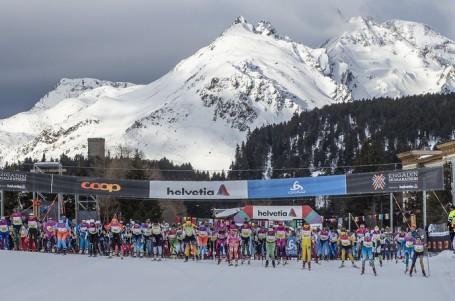 Černousov v TOP 10 na Engadin Skimarathonu, Smutná jedenáctá