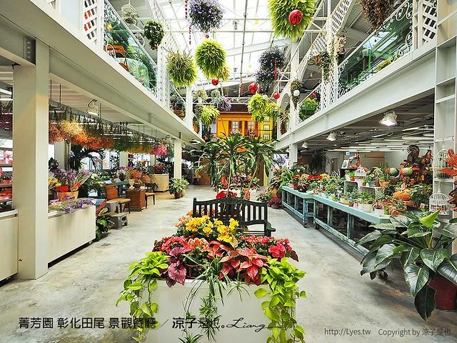 菁芳園 彰化田尾 景觀餐廳 28